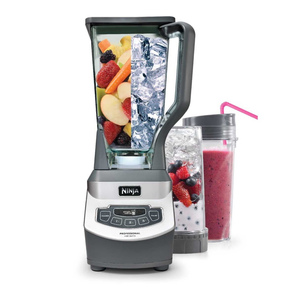 Make Smoothies And Fruit Shakes With Professional Ultra-Speed Blenders