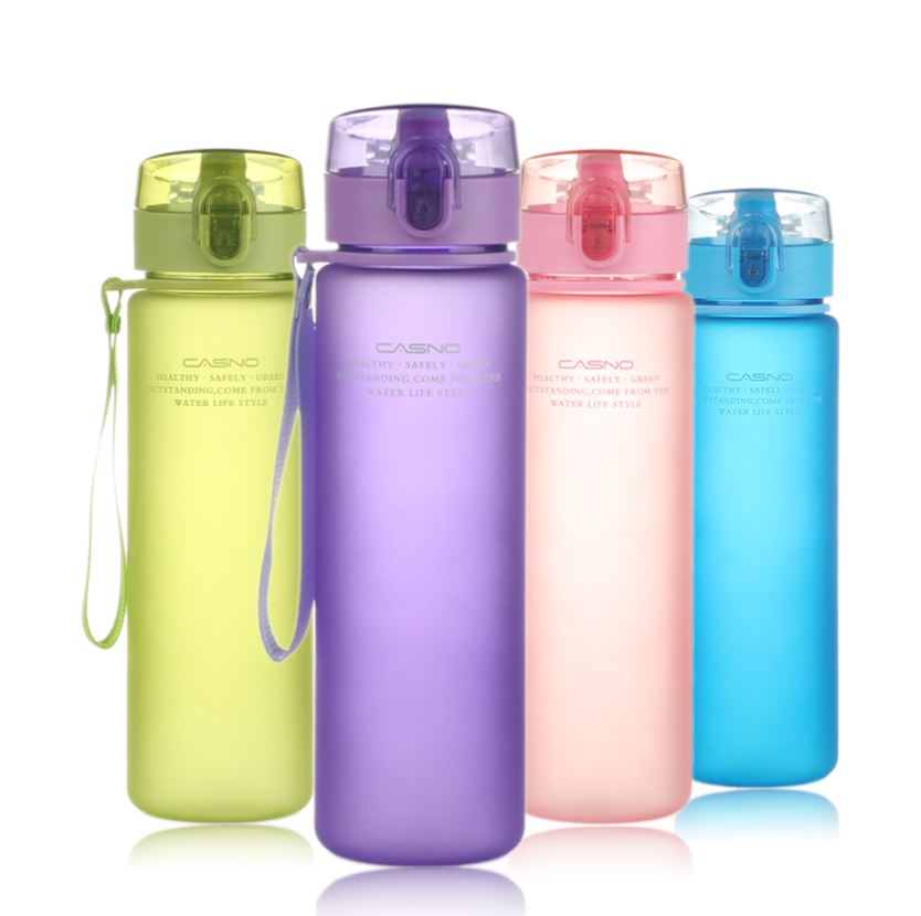 Gulp Down With These Eco-Friendly, Easy-To-Carry Water Bottles