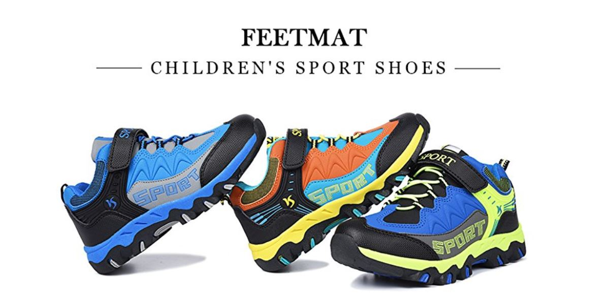 Outdoor Athletic Running Shoes For Boys