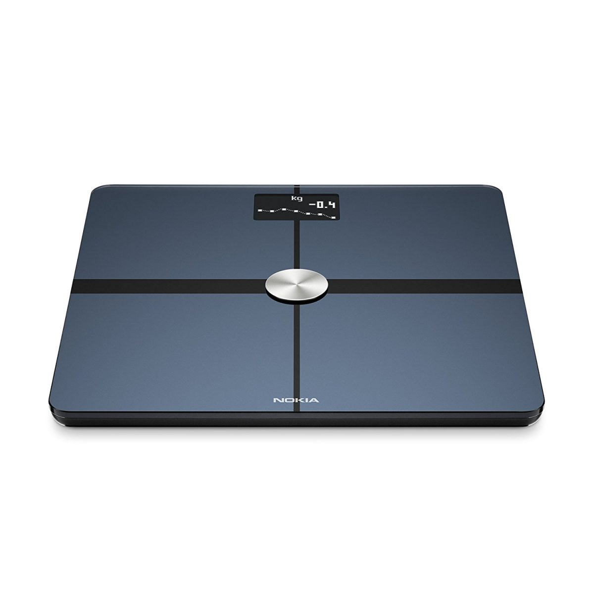 Introducing the All-New Nokia Body +/- Body Composition Wifi Bathroom Scale – $79.95