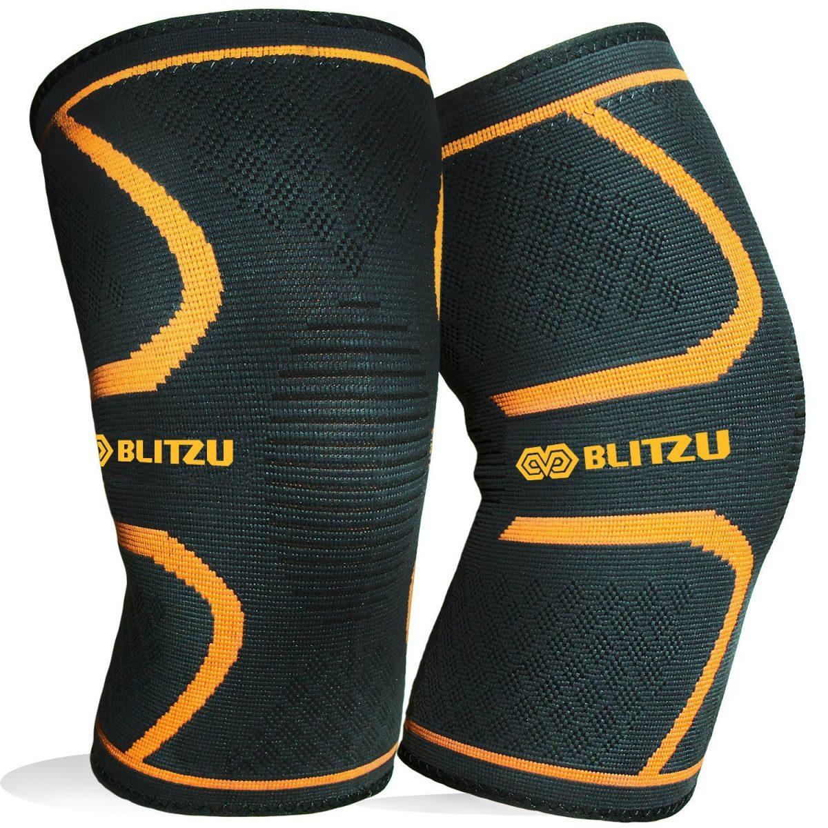 Blitzu Flex Plus Compression Knee Brace for Joint Pain – The Best Joint Pain Relief