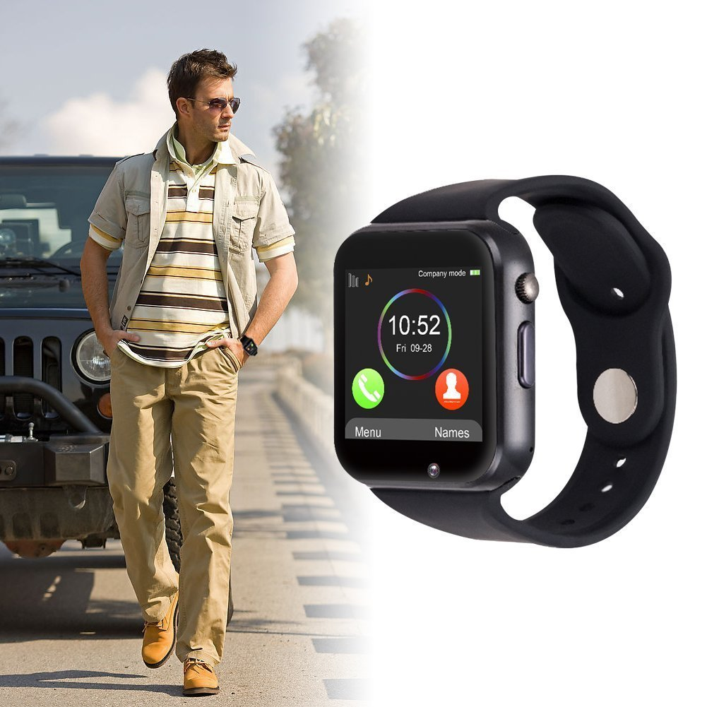 Bluetooth Smartwatch for iOs and Android Phones
