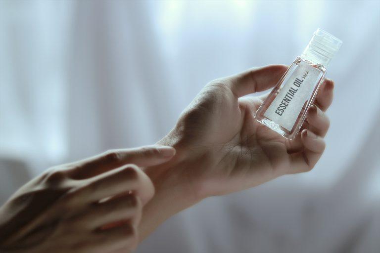 aromatherapy beauty blur 260405